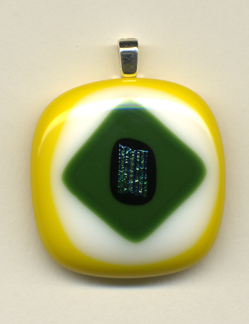 Green Bay Packer Pendant 50