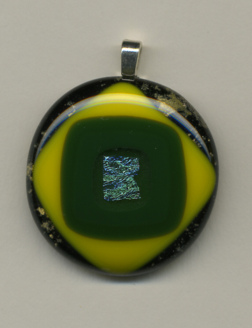 Green Bay Packer Pendant 56