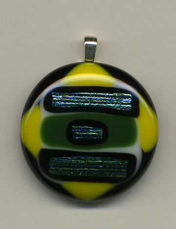 Green Bay Packer Pendant 60