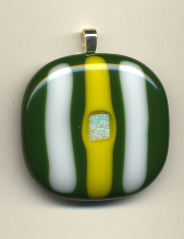 Green Bay Packer Pendant 8