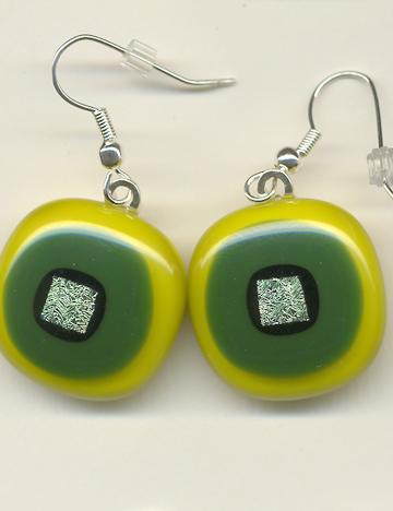 Packer Fused Earrings 11