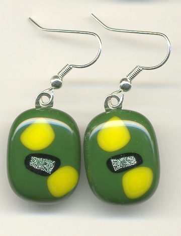 Packer Fused Earrings 21