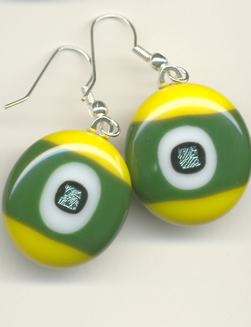 Packer Fused Earrings 22