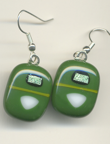 Packer Fused Earrings 24
